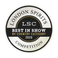 Georgian Bay Spirit Co. has Smash products designated by the best in show by country category certification by the London Spirits Competition