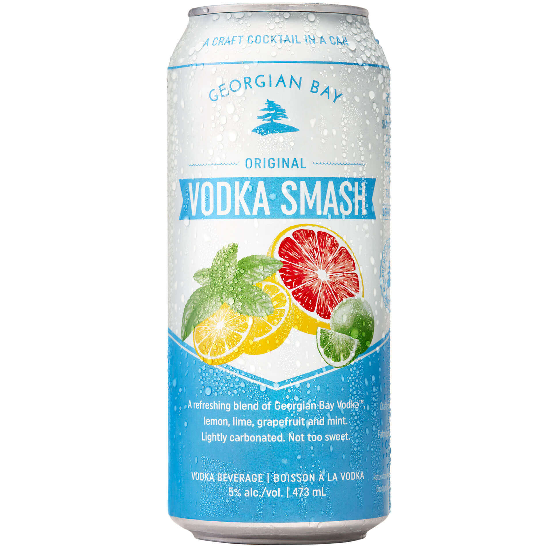 Georgian Bay Spirit Co. - Georgian Bay Vodka Smash