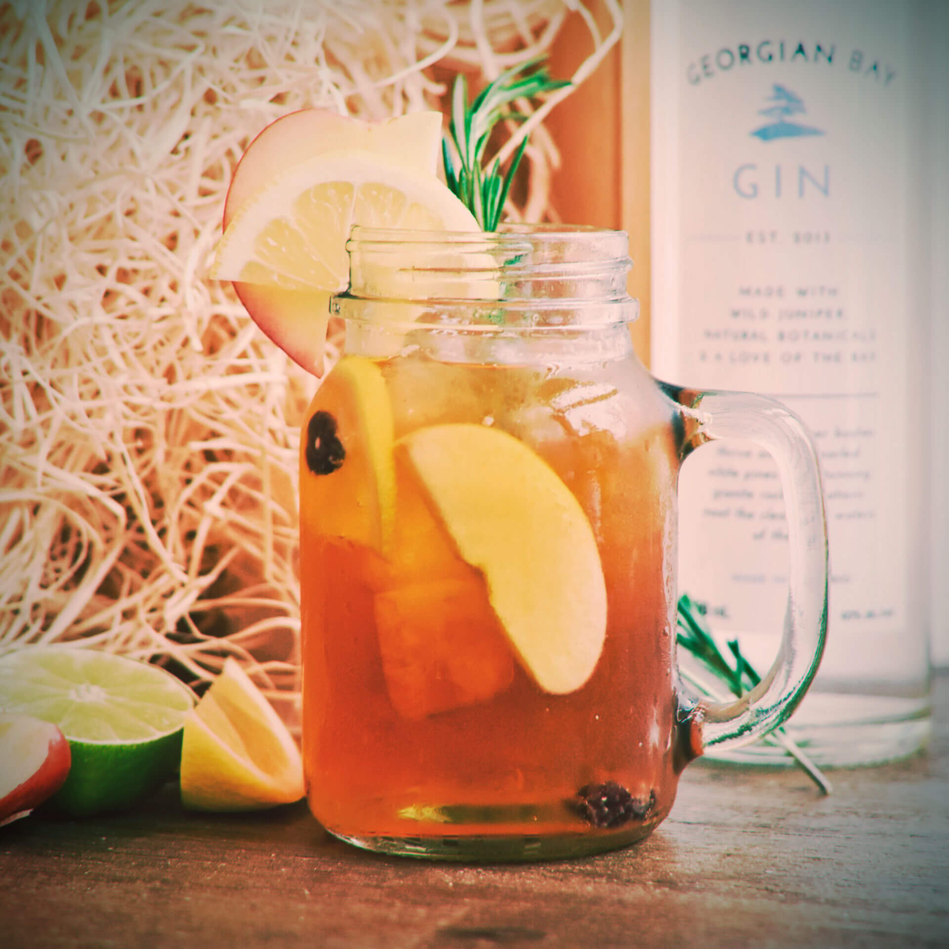Gin Recipe - Front Runner