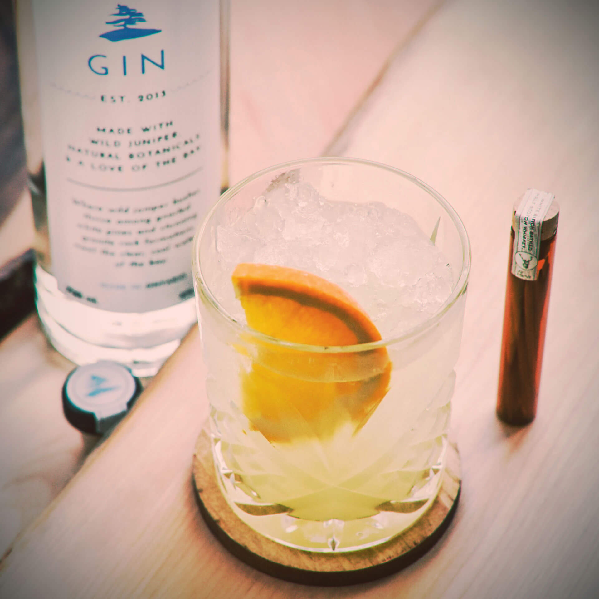 Gin Recipe - Georgian Bay Fog