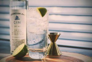 A Georgian Bay Gin and tonic is one of the best ways to try our classic spirit