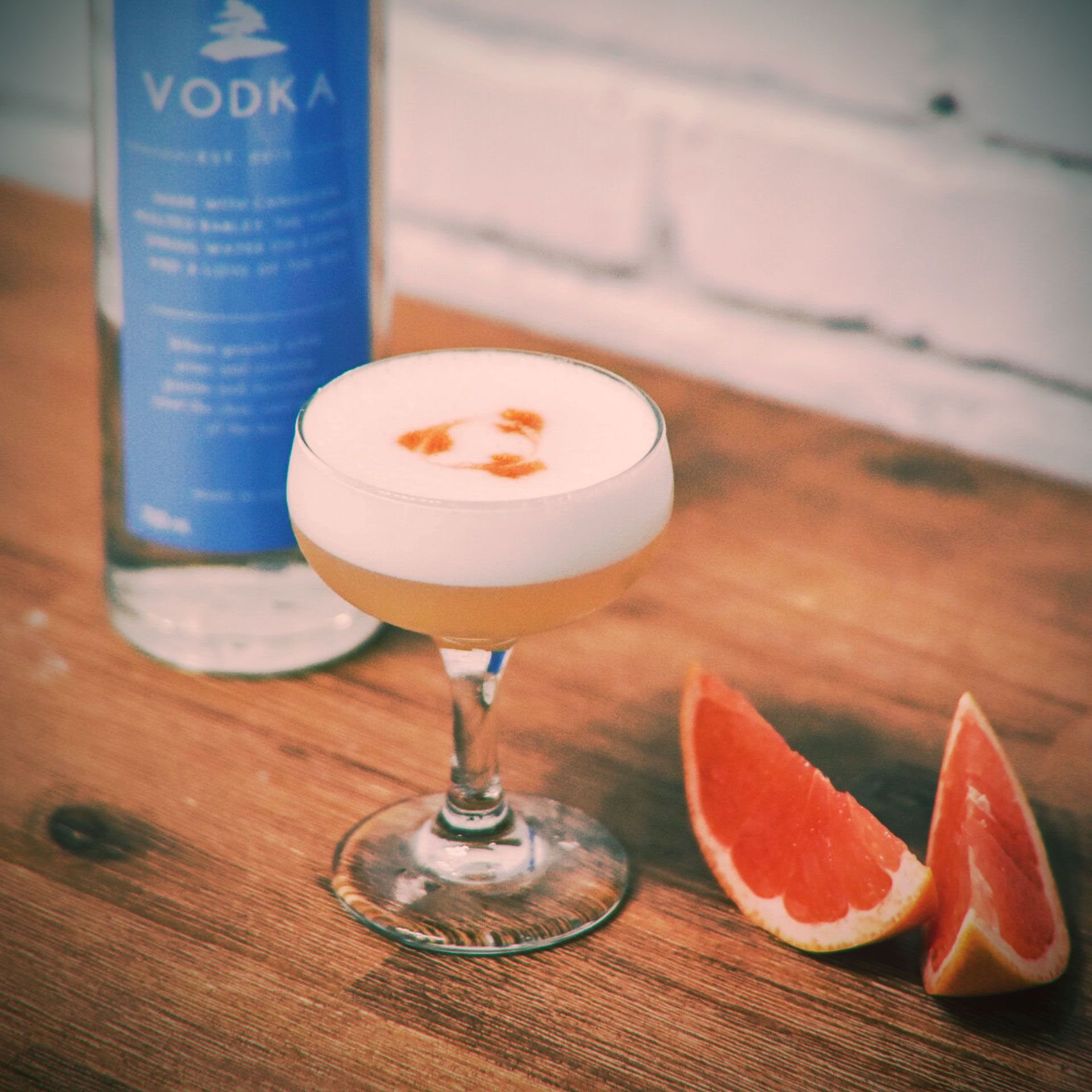Vodka Recipe - Elmvale Sour