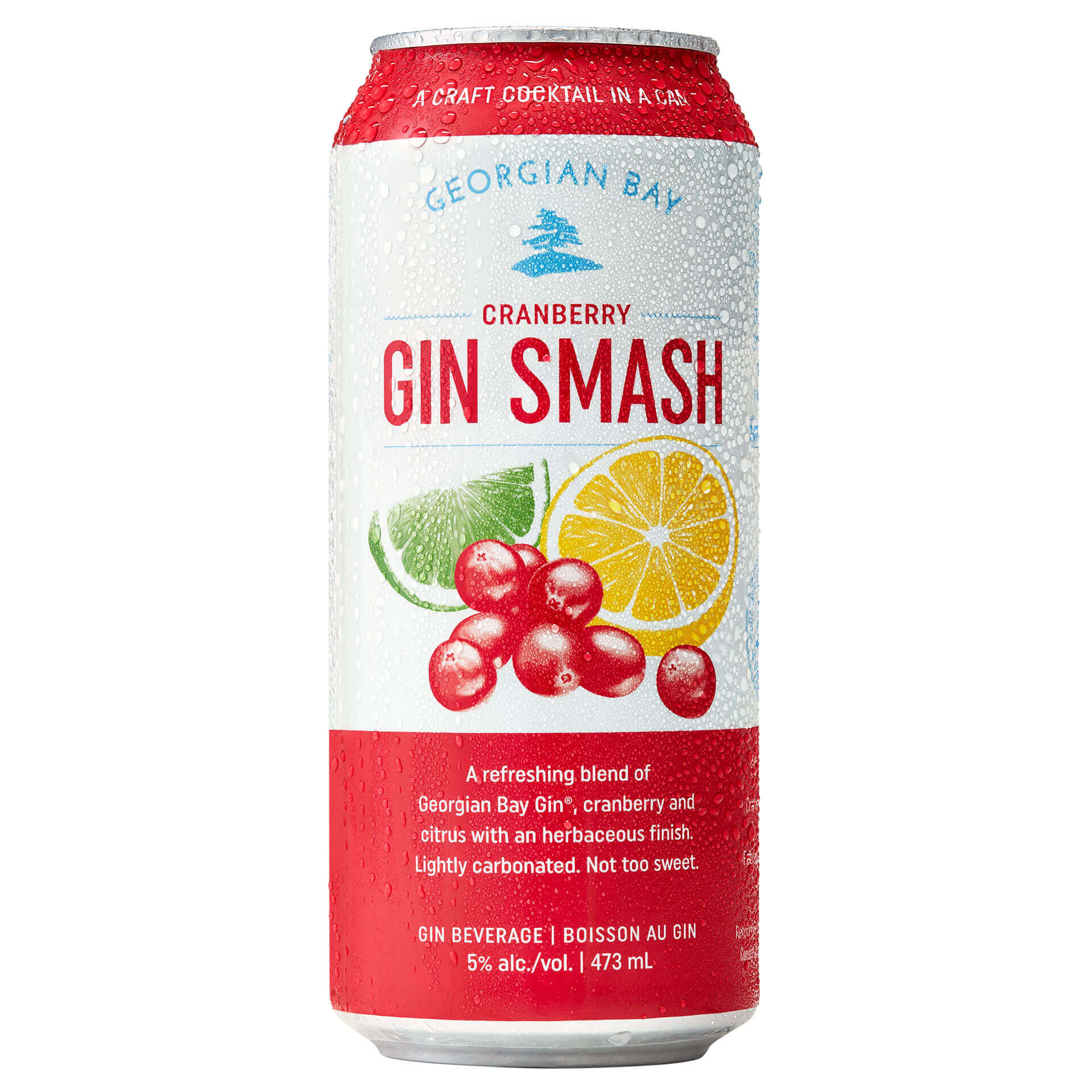 Georgian Bay Cranberry Smash