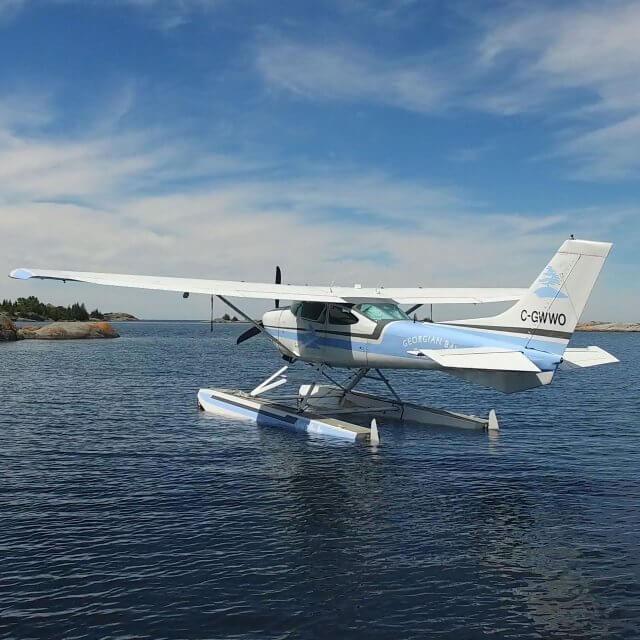 Georgian Bay Spirit Co - Float Plane