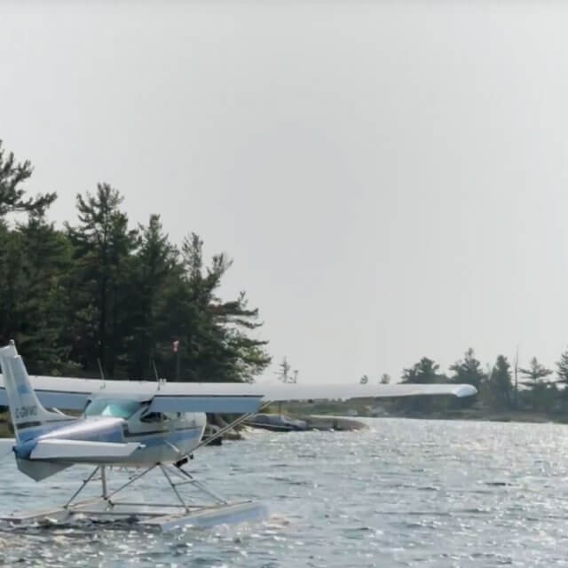 Georgian Bay Spirit Co - Float Plane Winner