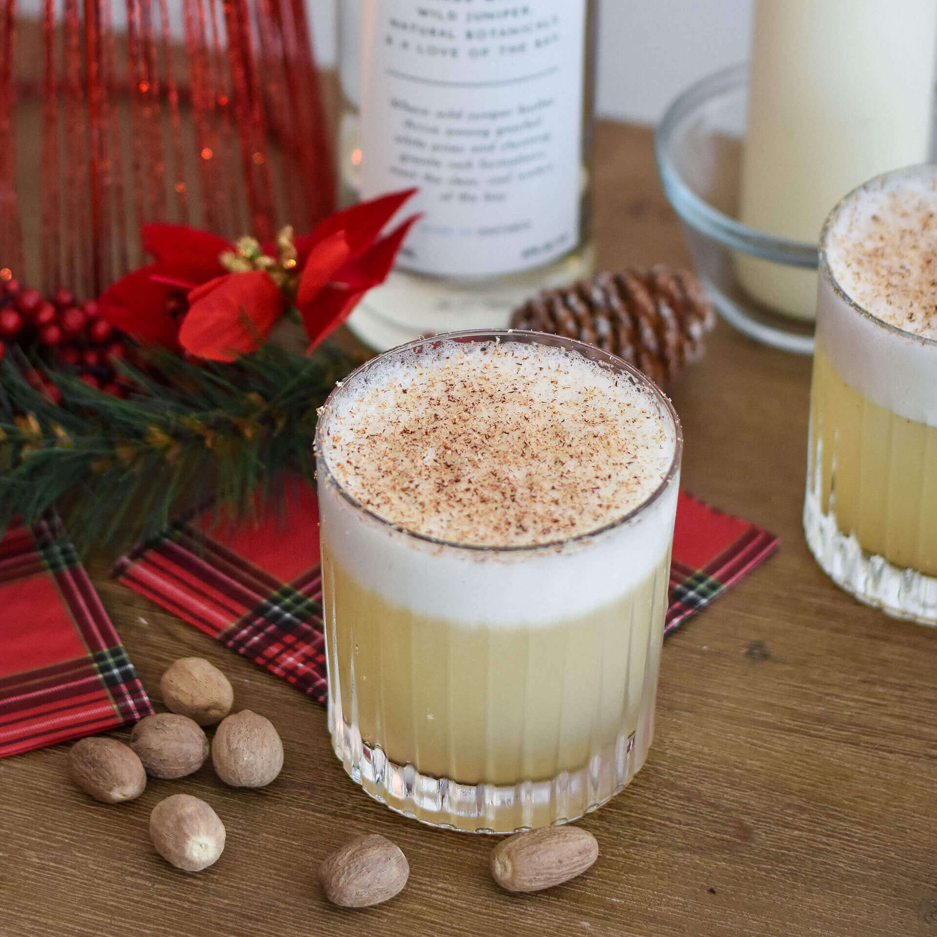 Georgian Bay Gin Recipe - Georgian Eggnog