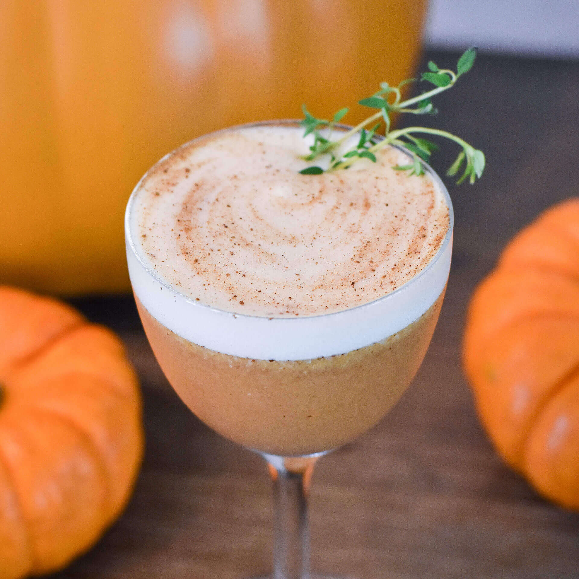 Gin Recipe - Pumpkin Patch Bay