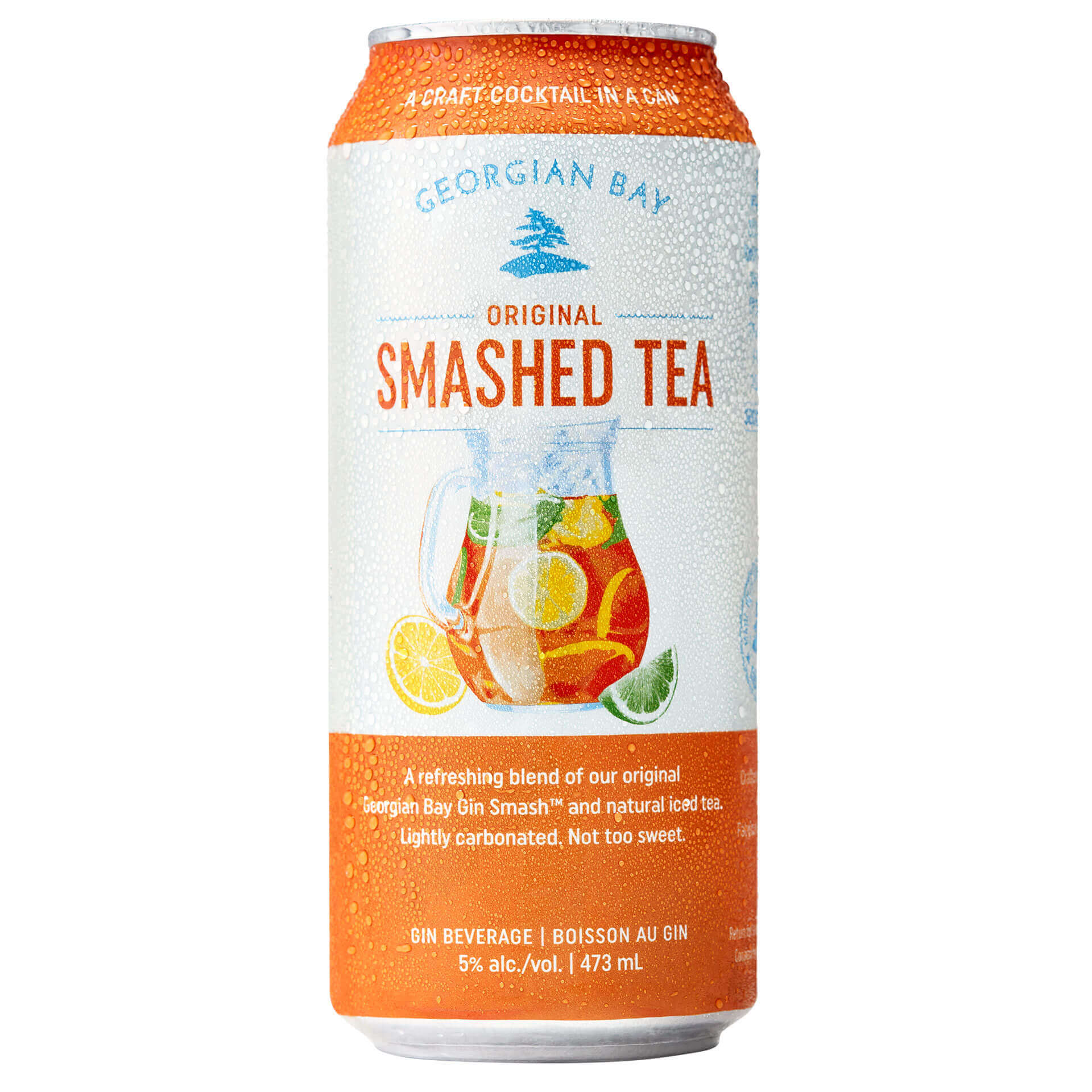 Georgian Bay Smashed Tea
