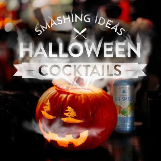 A Smashing ideas halloween cocktail title image